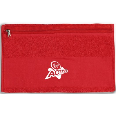 Fanatic Sports Towel Red