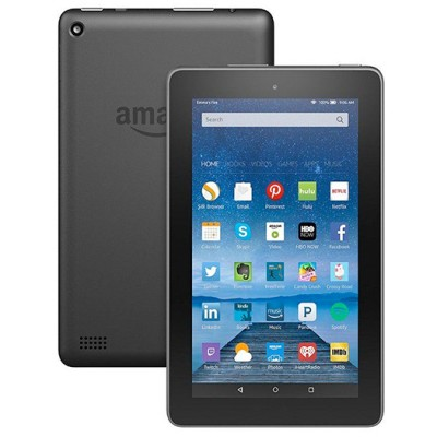 Amazon Kindle Fire 7 inch Tablet 8GB WiFi Only Black