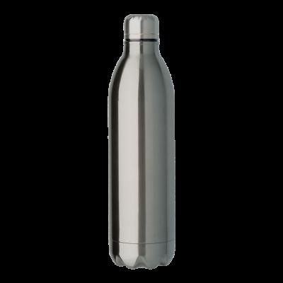 1l Double Wall Vacuum Flask Gunmetal