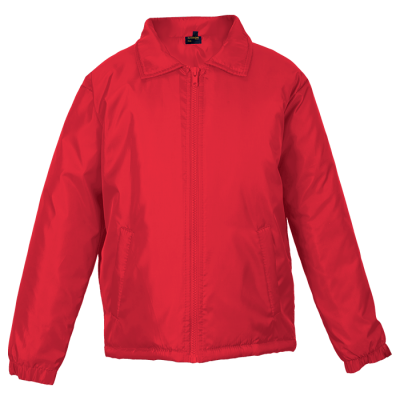 Mens Max Jacket Red Size Small