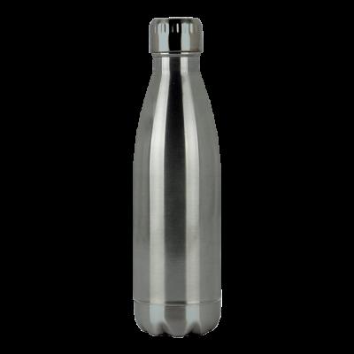 500ml Double Wall Vacuum Flask Gunmetal