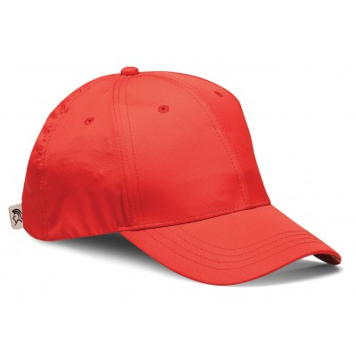 Gary Player Performance 6 Panel Cap Red
