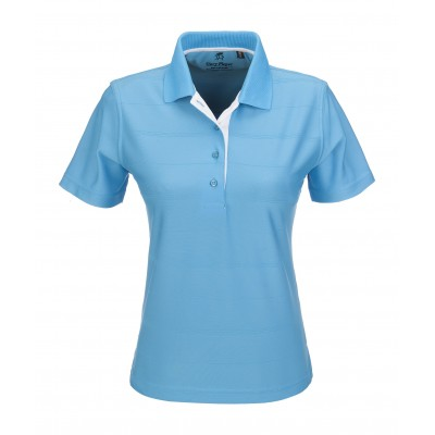 Gary Player Admiral Ladies Golf Shirt Aqua Size 2XL