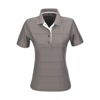 Gary Player Admiral Ladies Golf Shirt Grey Size 2XL