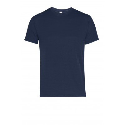 Mens All Star T-Shirt Navy Size Large