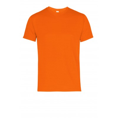 Mens All Star T-Shirt Orange Size Small