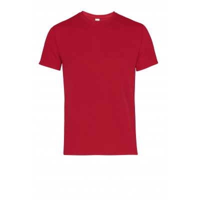 Mens All Star T-Shirt Red Size 5XL
