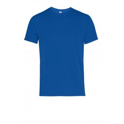 Mens All Star T-Shirt Royal Blue Size 5XL