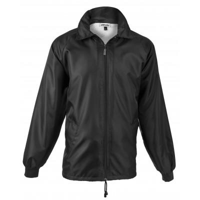 Unisex Alti-Mac Terry Jacket Black Size 5XL