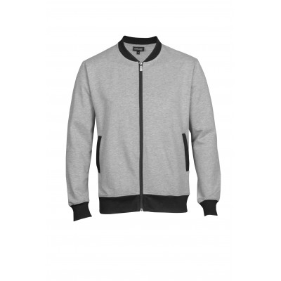 Mens Bainbridge Sweater Grey Size Small