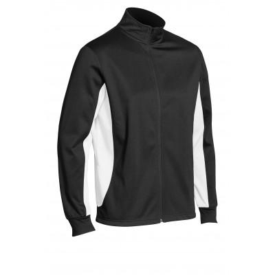 Unisex Championship Tracksuit Black Size 14