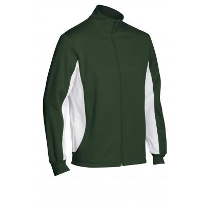 Unisex Championship Tracksuit Dark Green Size 8