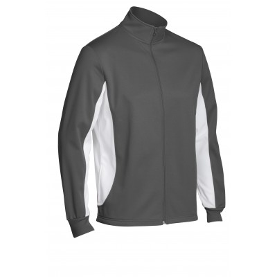 Unisex Championship Tracksuit Grey Size 4XL