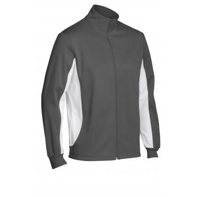 Unisex Championship Tracksuit Grey Size 14