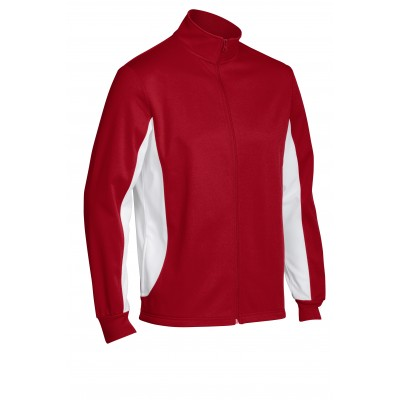Unisex Championship Tracksuit Red Size 3XL