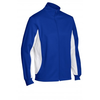 Unisex Championship Tracksuit Royal Blue Size Small