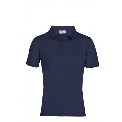 Mens Distinct Golf Shirt Navy Size 4XL