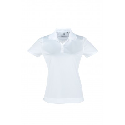 Gary Player Wynn Ladies Golf Shirt White Size 2XL