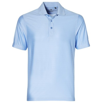 Gary Player Oakland Hills Mens Golf Shirt Light Blue Size 4XL