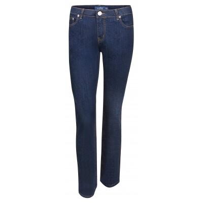 Ladies Fashion Denim Jeans Blue Size 42