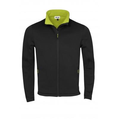Mens Palermo Softshell Jacket Lime Size Medium