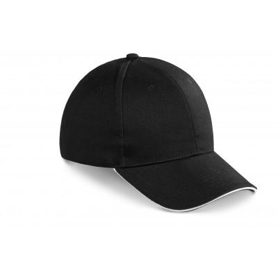 Swift Sandwich Cap Black