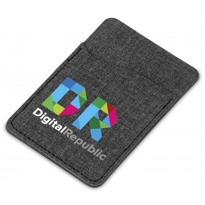 Oracle Single Phone Card Holder Grey
