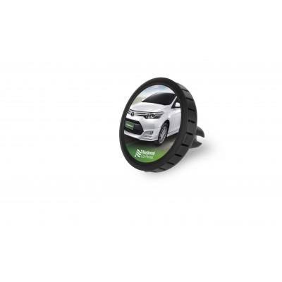 Happy-Travels Car Vent Air Freshener Black
