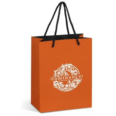 Omega Mini Gift Bag Orange