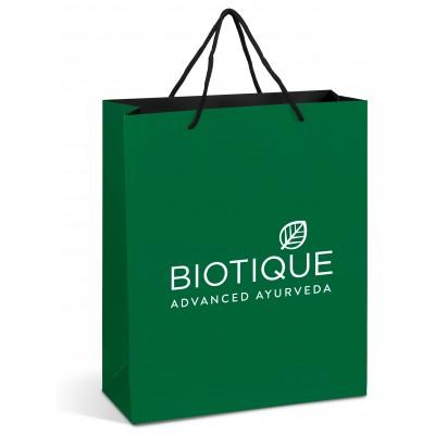 Omega Maxi Gift Bag Green