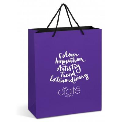 Omega Maxi Gift Bag Purple