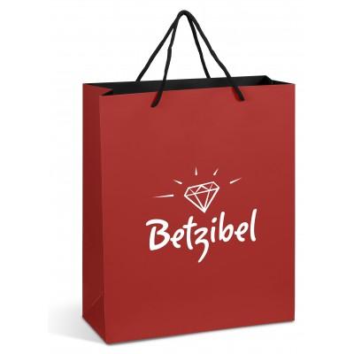 Omega Maxi Gift Bag Red