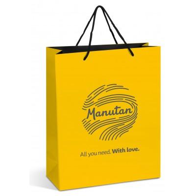 Omega Maxi Gift Bag Yellow