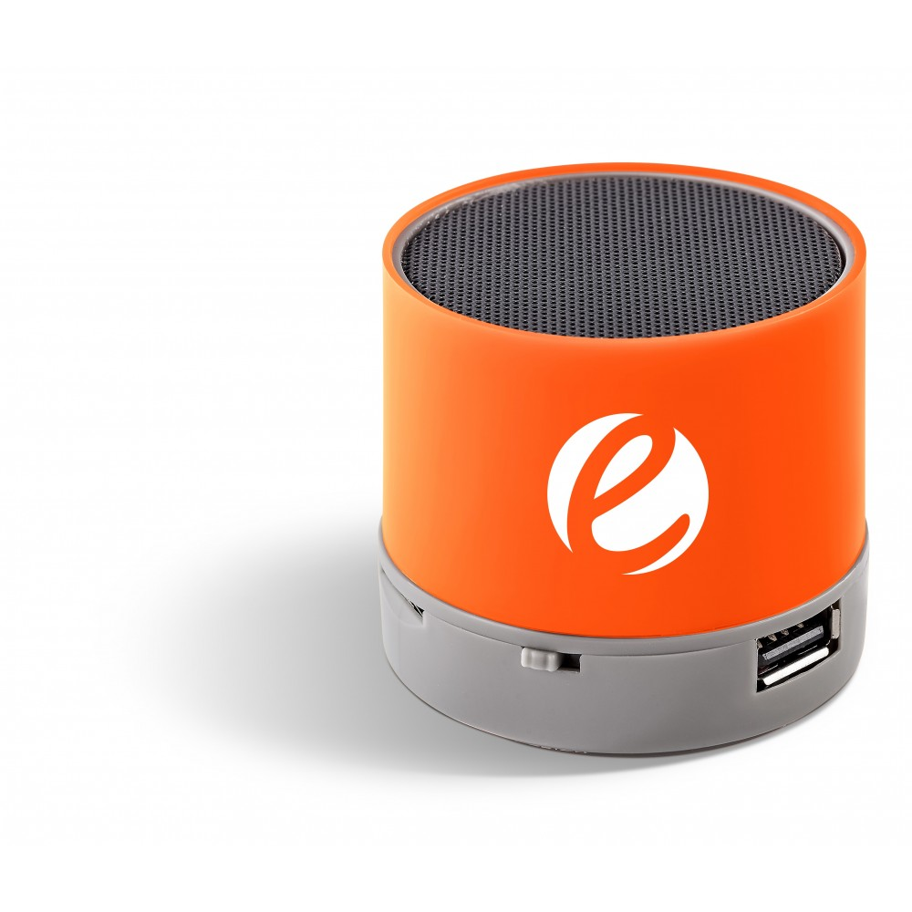 Nexus Bluetooth Speaker Orange