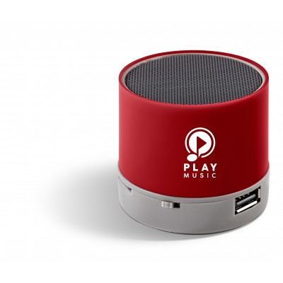 Nexus Bluetooth Speaker Red