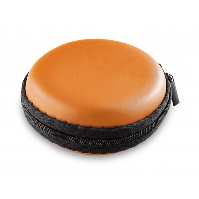 Nitrate Bluetooth Earbuds Orange