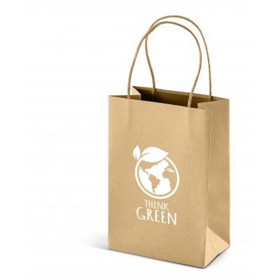 Memento Ecological Mini Gift Bag Natural