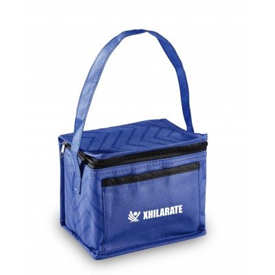 Waverly 6-Can Cooler Blue