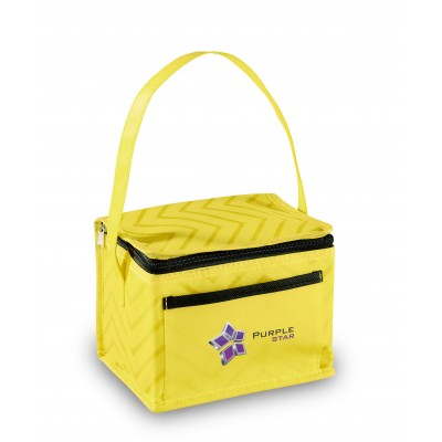Waverly 6-Can Cooler Yellow