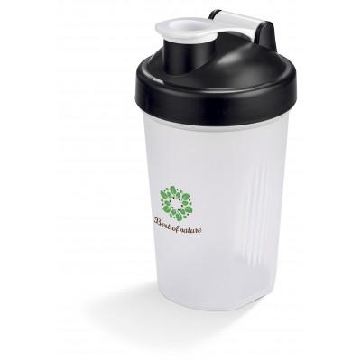 Shake & Burn Protein Shaker Black