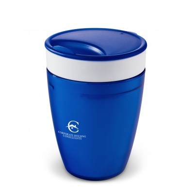 Manhattan Double Wall Tumbler Blue