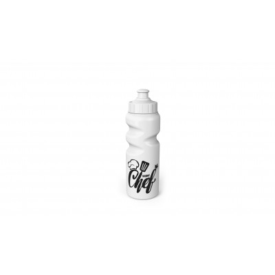 Baltic Water Bottle Solid White