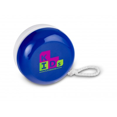 Yomega Two-Tone Yo-Yo Blue