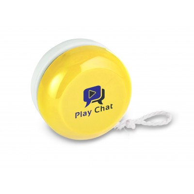 Yomega Two-Tone Yo-Yo Yellow