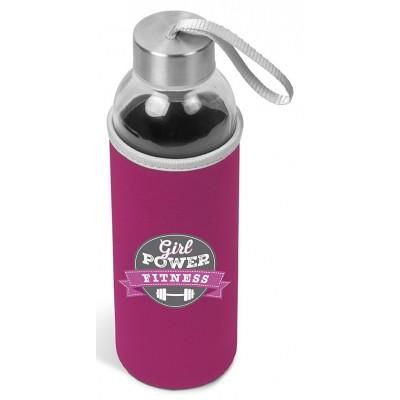 Kooshty Neo Water Bottle Pink