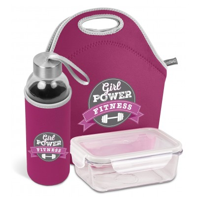 Kooshty Neo Refreshment Kit Pink