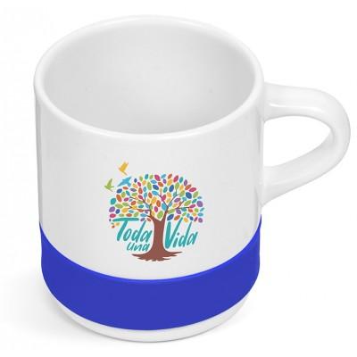 Kooshty Kaleido Sublimation Mug Blue
