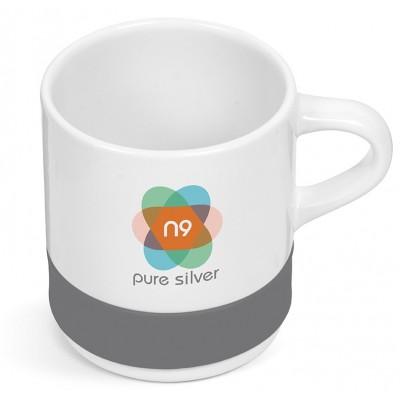Kooshty Kaleido Sublimation Mug Grey