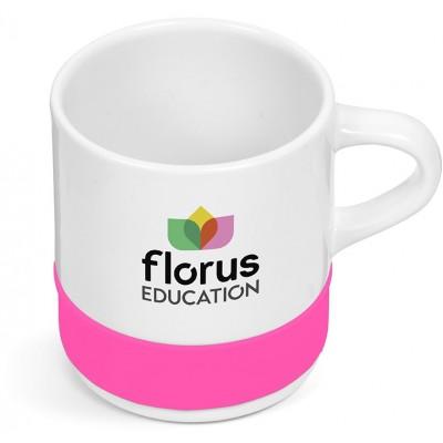 Kooshty Kaleido Sublimation Mug Pink