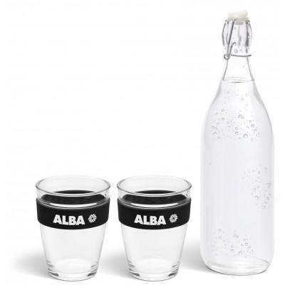 Kooshty Kool Drinking Set Black